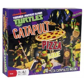 Catapulta Pizza Tortugas Ninja