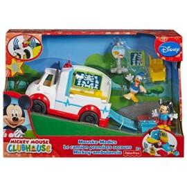 Ambulancia Mickey Mouse