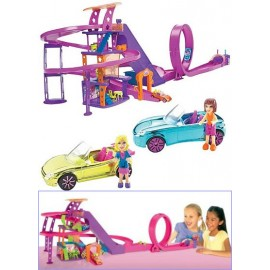 Carrera al Centro Comercial Polly Pocket