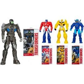 Transformers Lockdown Surtido