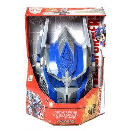 Mascara Transformers Optimus Prime