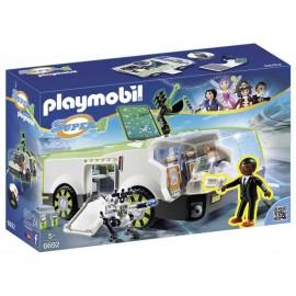 Camaleon con Gane Playmobil