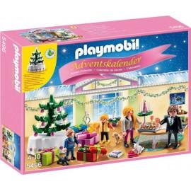 Calendario Advento Navidad