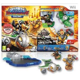 Wii Skylanders Supercharger Starter Pack