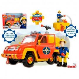 Sam el Bombero Camion