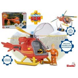 Sam el Bombero Helicoptero