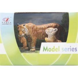 Tigre con Cachorro Surtido