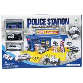 Estacion de Policia BK582