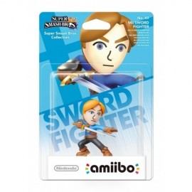 Amiibo Mii Sword Fighter No49