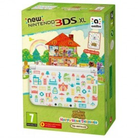 Nintendo 3ds New + Animal Crossing