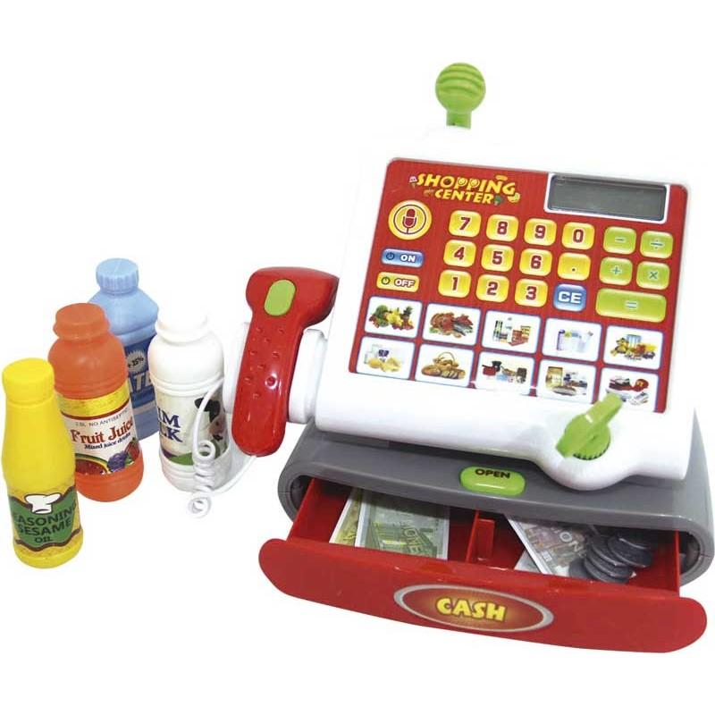 Caja registradora tactil juguetes pedrosa - Caja registradora juguete ...