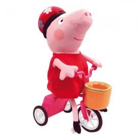 Peppa Pig y su Bicicleta