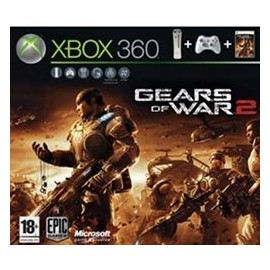 Xbox 360 + Gears of War 2