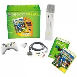 Xbox 360 Arcade + 2 Juegos