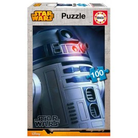 Puzzle 100 Star Wars R2-D2
