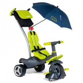 Triciclo Molto con Sombrilla