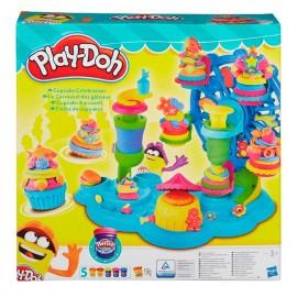 Play Doh Fiesta de Cupcakes