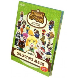 Amiibo Album Animal Crossing
