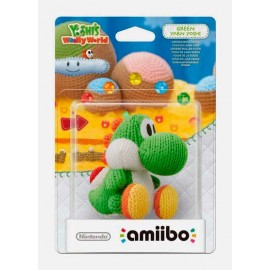 Amiibo Yarn Yoshis Green