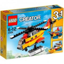 Lego Helicoptero de Mercancias Creator