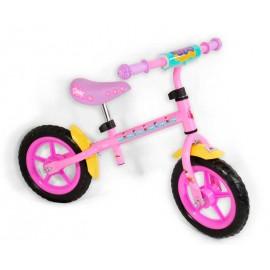 """Bici 10"""" Peppa Pig sin Pedales"""