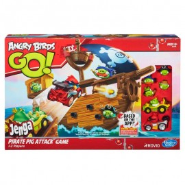 Angry Bird Jenga Pirate Pig