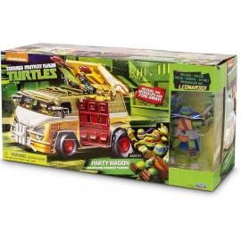 Tortugas Ninja Vehiculo Turtle Van