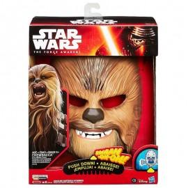 Mascara Star Wars Chewbacca