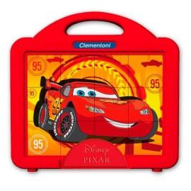 Rompecabezas Cars 12 Cubos