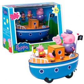Barco Baño Peppa Pig