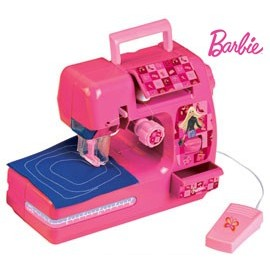 Maquina de Coser Barbie