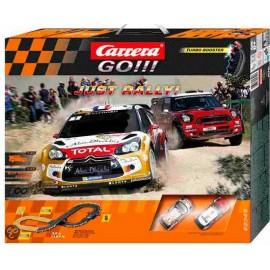 Pista Carrera Go !!! Just Rally