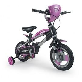 """Bici 12"""" Elite Rosa"""