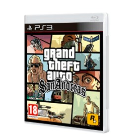 Ps3 GTA: San Andreas