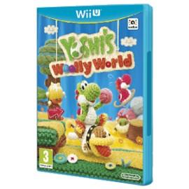 Wiiu Yoshi´s Woolly World