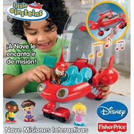 Little Einsteins Nave Misiones Interactivas