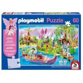 Puzzle 60 pz. Playmobil