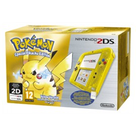 Nintendo 2ds Pokemon Amarilla