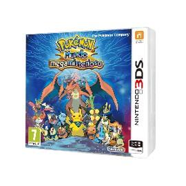 3ds Pokemon Mundo Megamisterioso