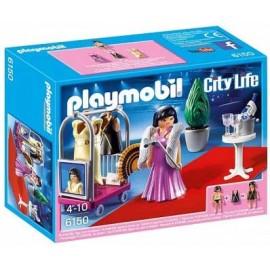 Famosa en la Alfombra Playmobil