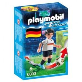 Futbolista Alemania