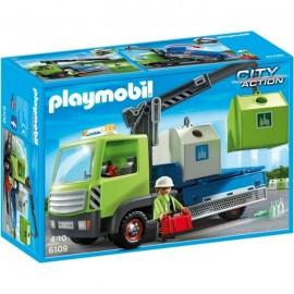 Camion de Contenedores 6109