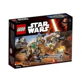 Lego Combate Rebelde