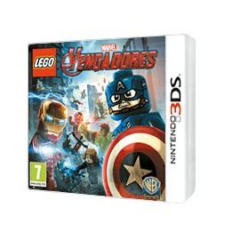 3ds Lego Vengadores