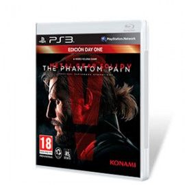 Ps3 Metal Gear Solid V