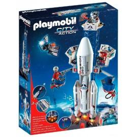 Cohete con Plataforma 6195