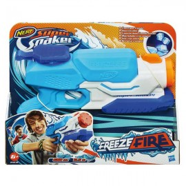 Super Soaker Nerf Freeze Fire