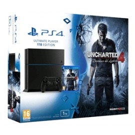 Playstation 4 1TB. Uncharter 4