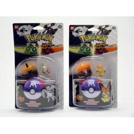 Pokemon Bola Modelos Surtidos
