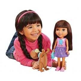 Dora y su Perrito